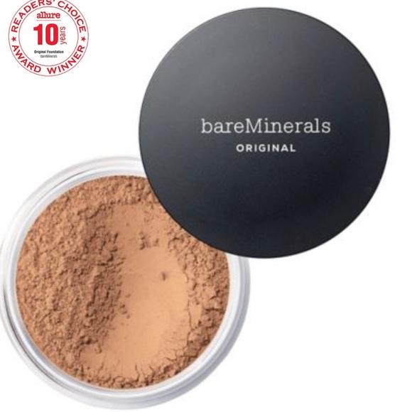 bareMinerals Other - BareMinerals Original Foundation - Medium Tan 18